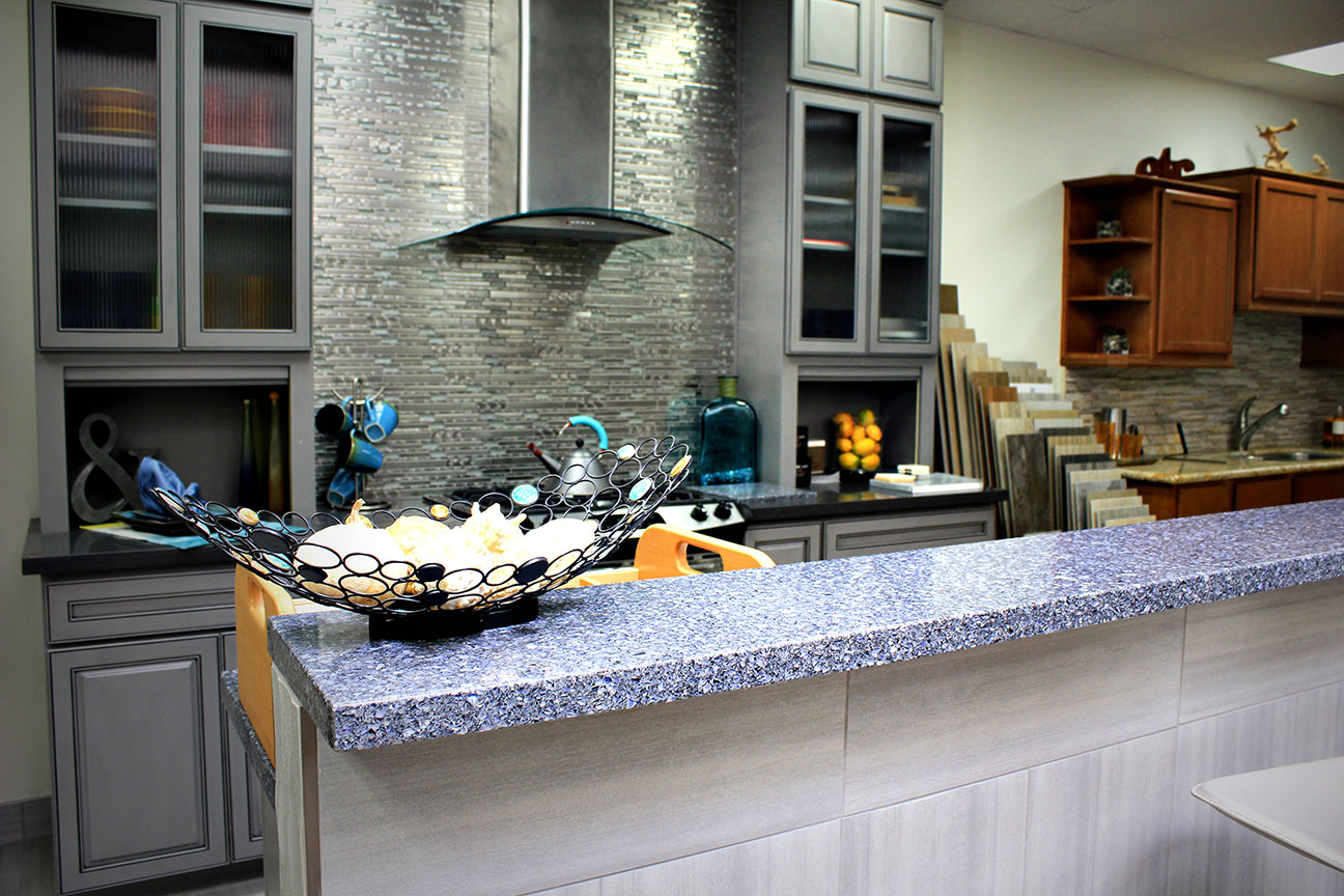 Visit our showroom envision design san diego for Kitchen showrooms san diego