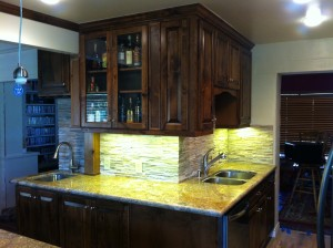 Beautiful New Cabinets | Envision Design Escondido Kitchen Remodel
