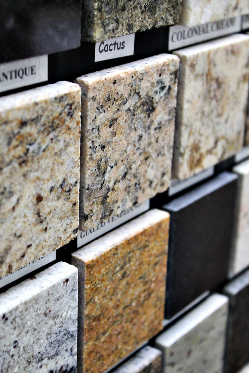 Envision Shoroom Granite Tiles