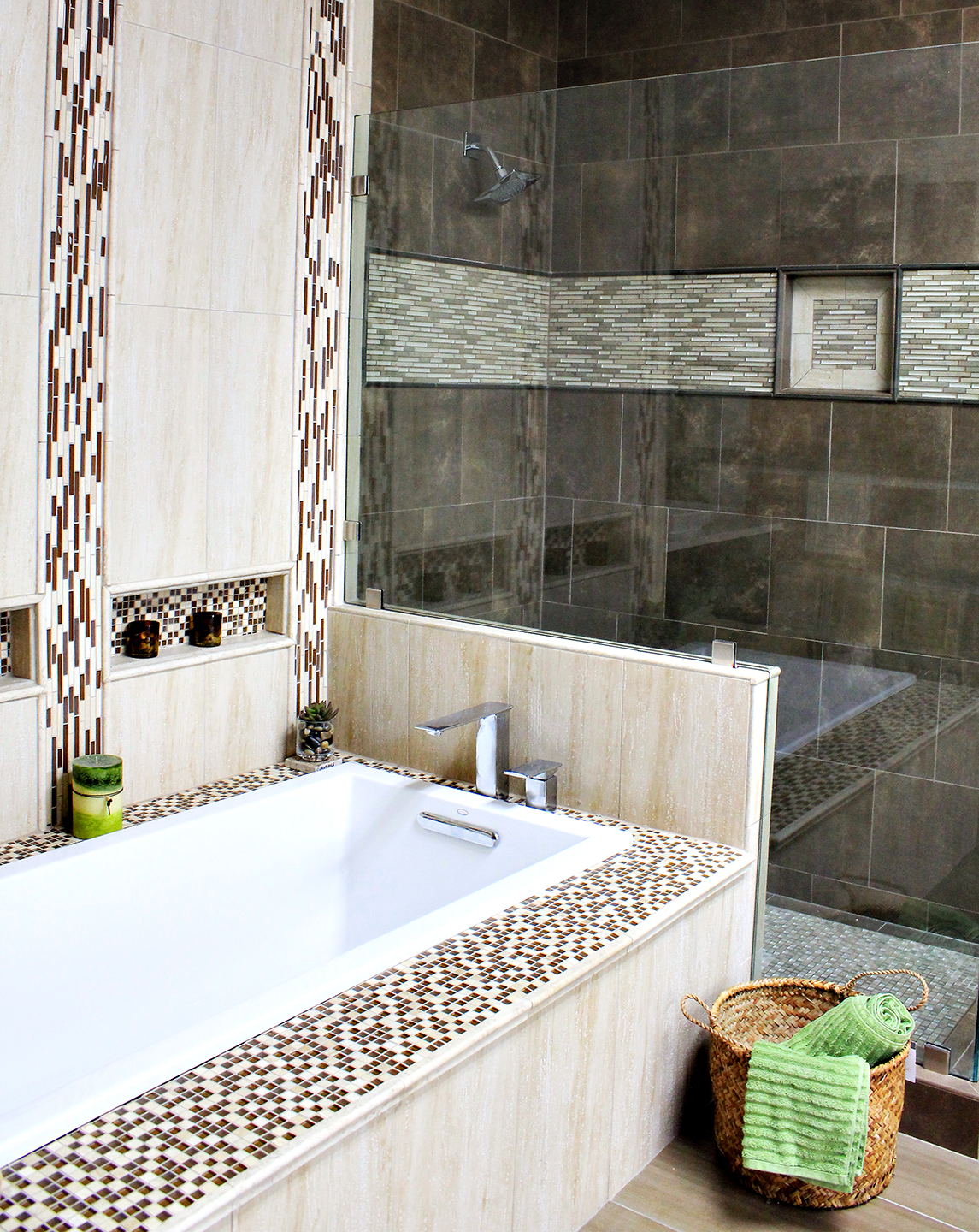 Envision Design San Diego Showroom - Our Favorite Resort Style Bathroom Model | Envision Design