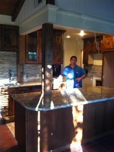 Taking Measurements | Envision Design Escondido Kitchen Remodel