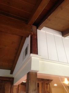 Lifted Ceiling | Envision Design Escondido Kitchen Remodel