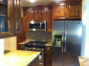 Stainless Steel Appliances Have Arrived! | Envision Design Escondido Kitchen Remodel
