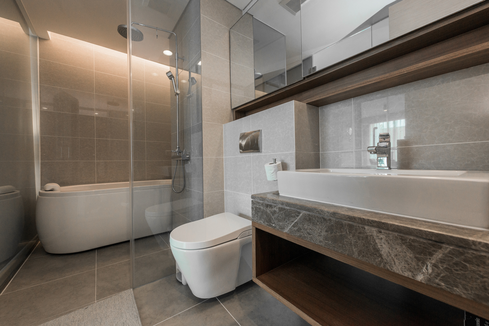 How To Pull Off An Epic Bathroom Remodel On A Budget