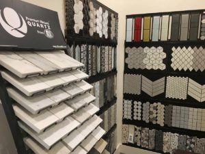 Envision Showroom - Tile and Stone selection